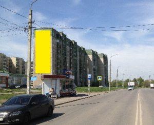 Брандмауэр на ул. Хохрякова, 2